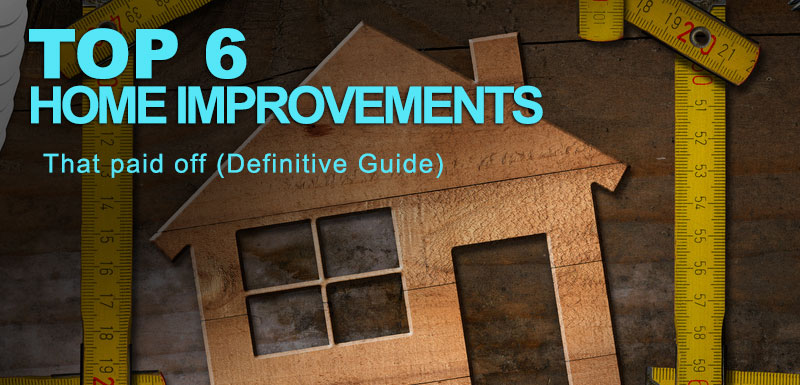 The Best Home Renovations 2017 Updated Although Value Of Improvements